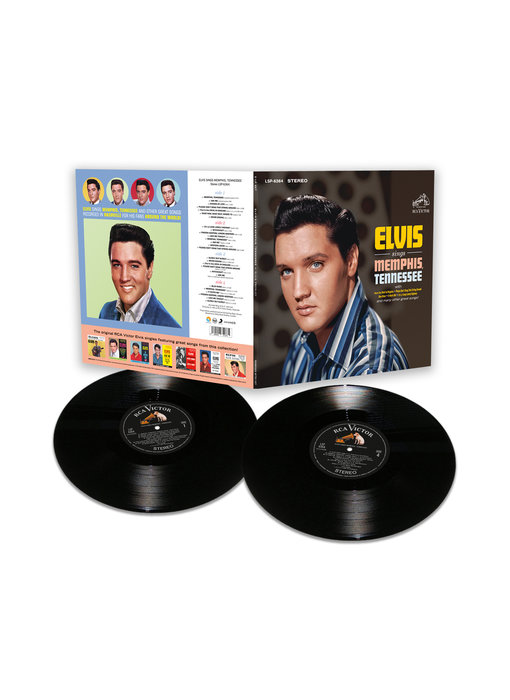 FTD Vinyl - Elvis Sings Memphis Tennessee