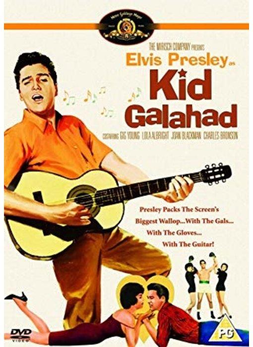 DVD - Elvis in Kid Galahad