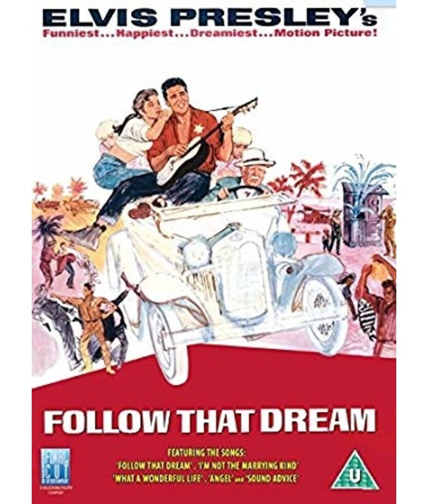 DVD - Elvis in Follow That Dream