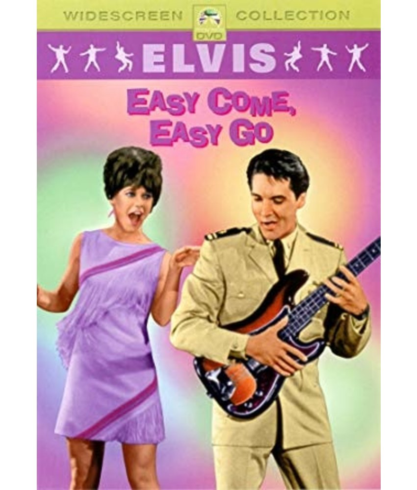 DVD - Easy Come, Easy Go