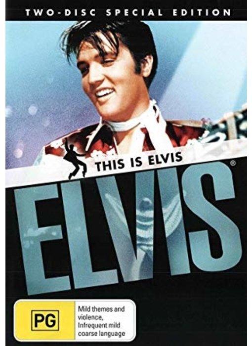 DVD - This Is Elvis