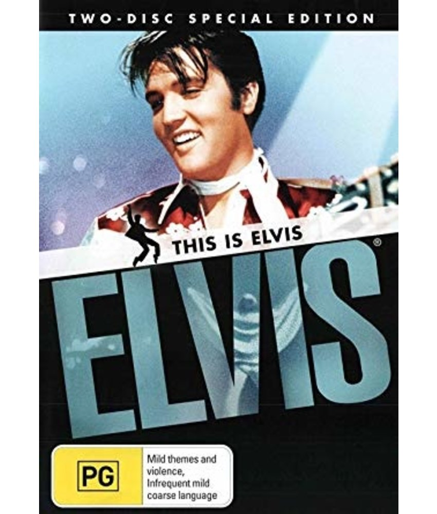 DVD - This Is Elvis