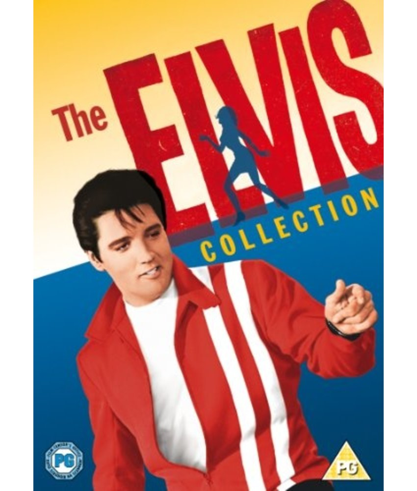 DVD - Elvis  Speelfilms - Zes DVD Box-Set