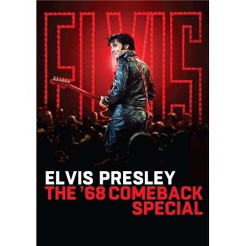 DVD - Elvis Presley, The '68 Comeback - 50th Anniversary Edition