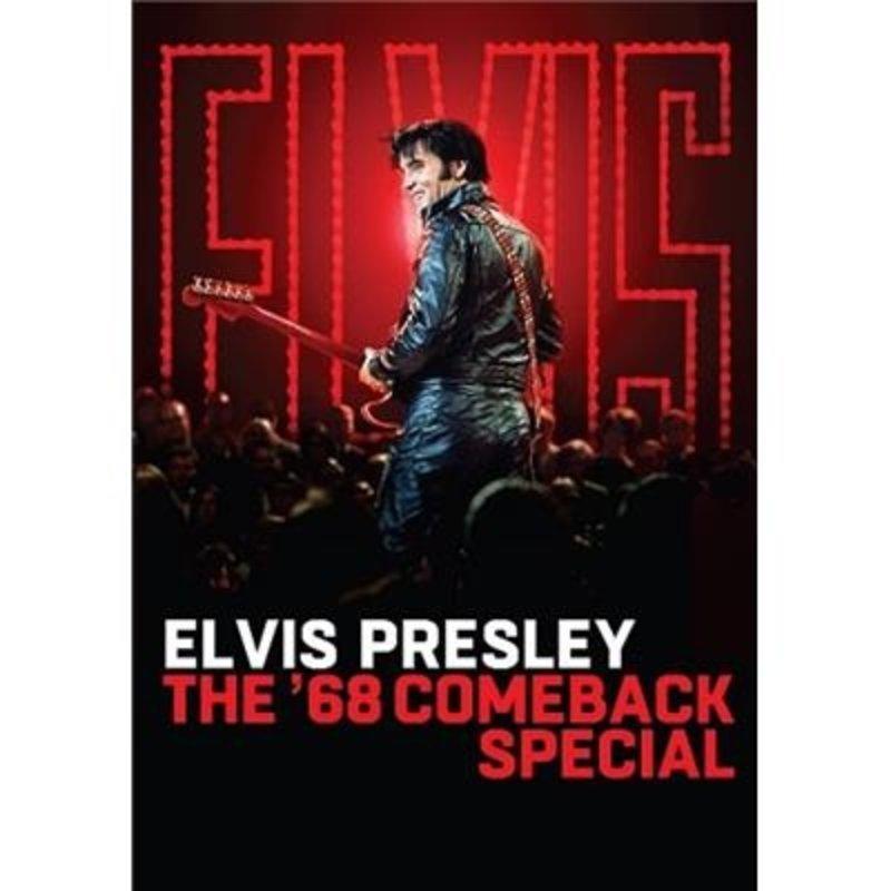 DVD - Elvis Presley, The '68 Comeback - 50th Anniversary Edition