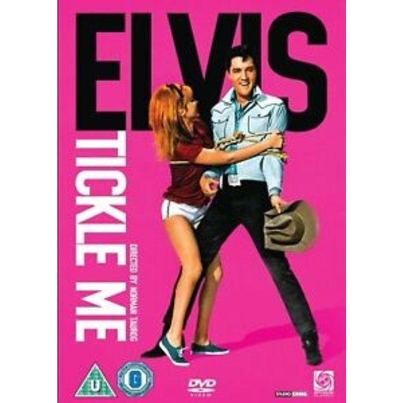 DVD - Tickle Me