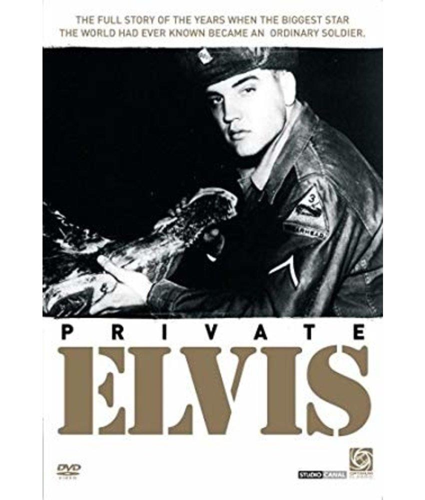DVD - Private Elvis