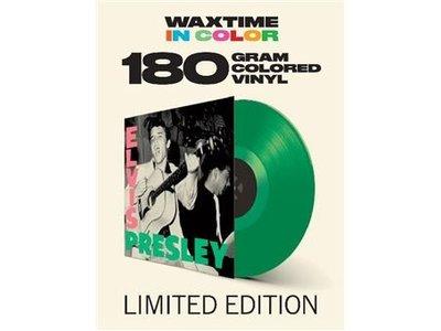 Elvis Presley - Colored Green Vinyl 33 RPM