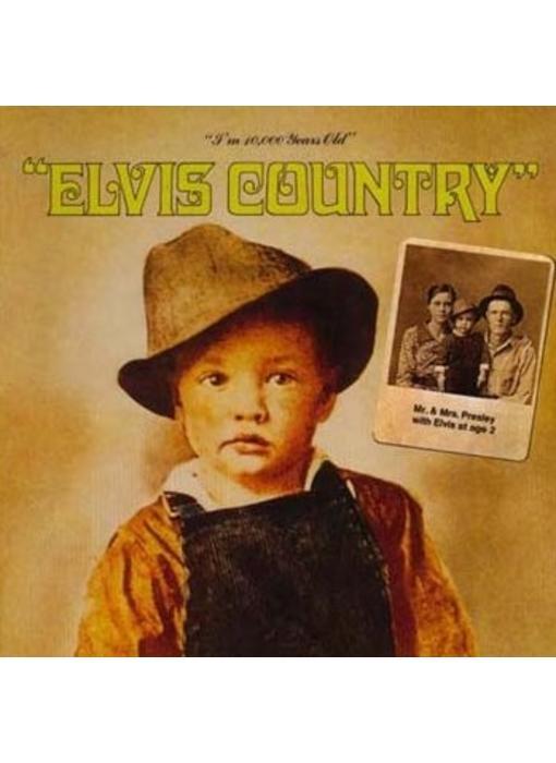 FTD - Elvis Country (2CD)