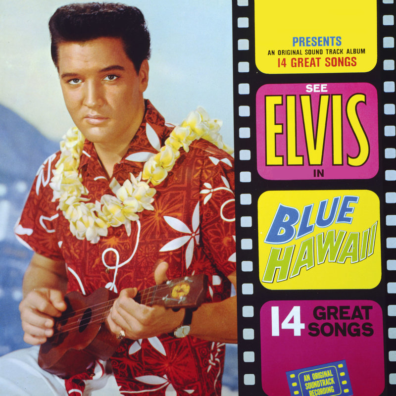 Calendar 2020 - Elvis Danilo Blue Hawaii Collector's Edition