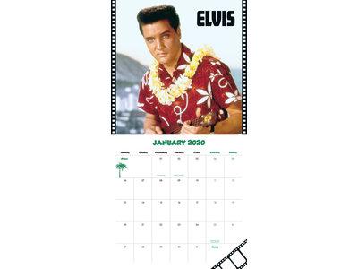 Kalender 2020 - Elvis Danilo Blue Hawaii Collector's Edition