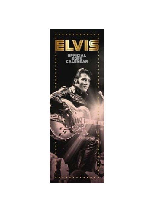 Calendar 2020 - Elvis Danilo Slim