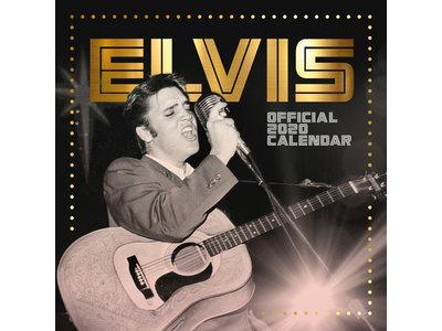 Kalender 2020 - Elvis Danilo Vierkant