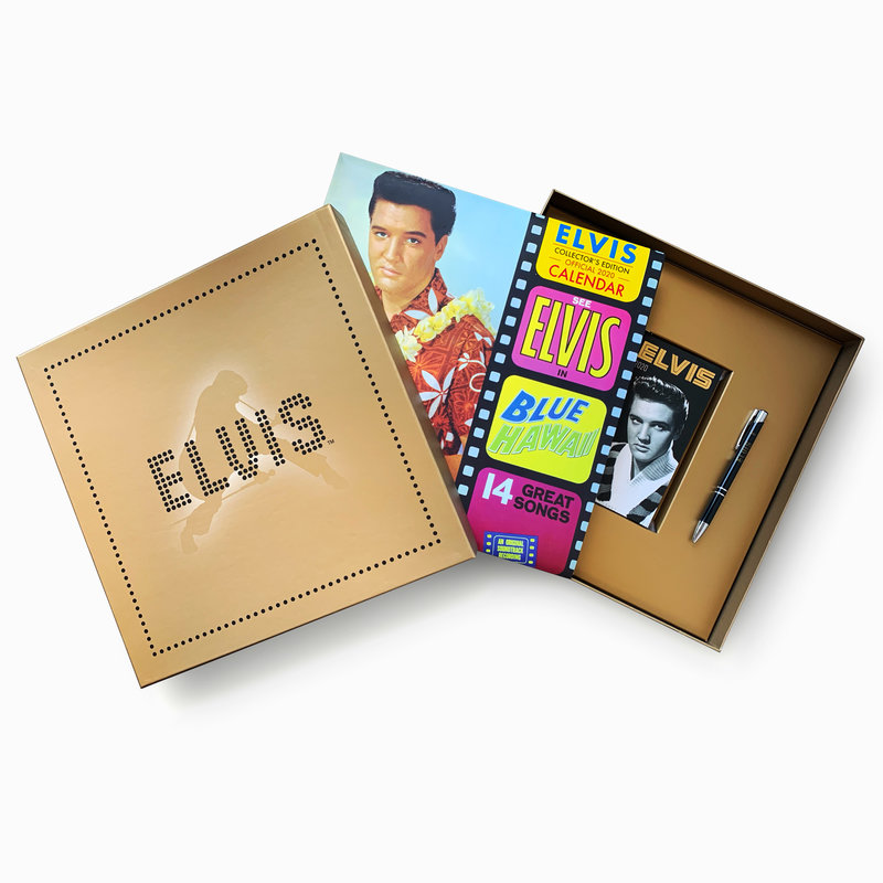 Calendar 2020 - Elvis Danilo Collector's Gift Set