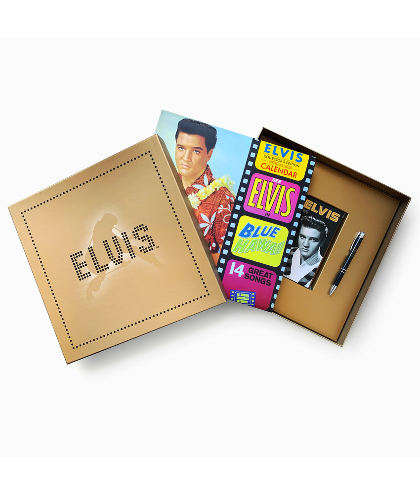 Kalender 2020 - Elvis Danilo Collector's Gift Set