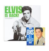 Kalender 2020 - Elvis Is Back! - 16 Maanden - Collector's Edition