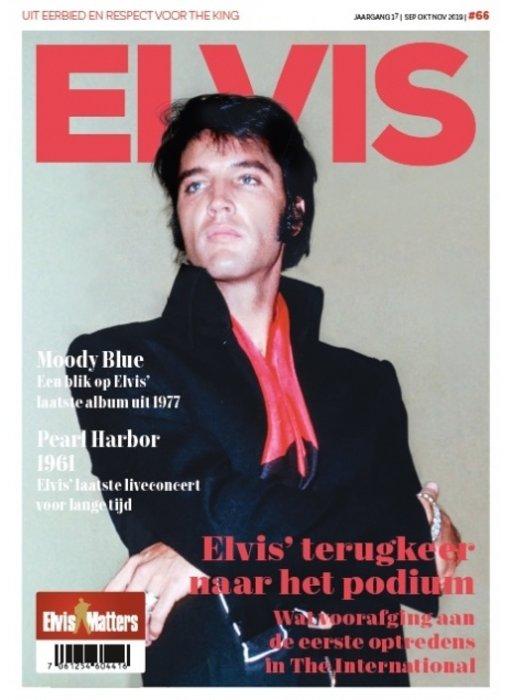 Magazine - ELVIS 66