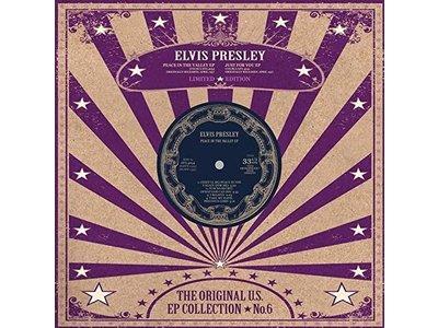 Elvis Presley - The Original U.S. EP Collection No. 6 - White Vinyl
