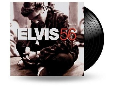 Elvis 56 - Double Vinyl Album Collector's Edition 33 RPM - Music On Vinyl  RCA Label