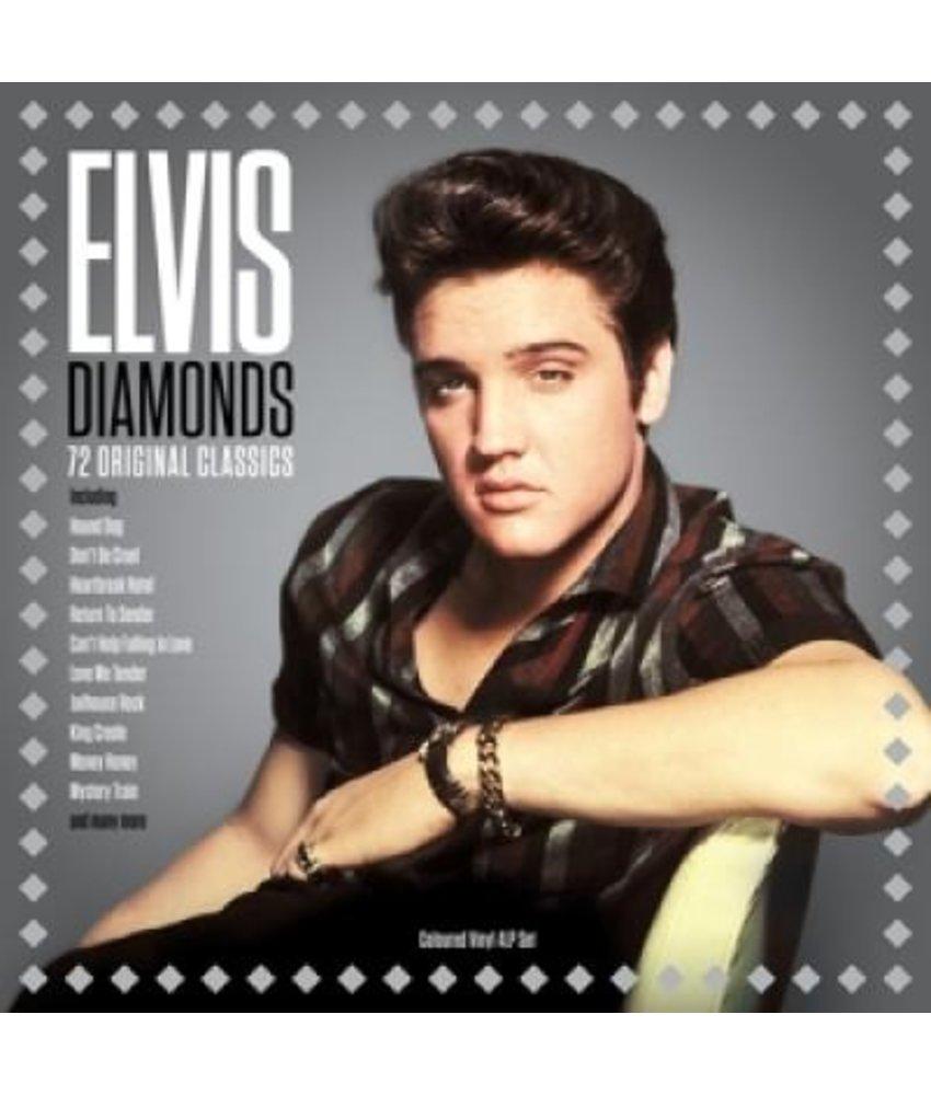 Elvis Diamonds - 72 Original Classics on Vinyl 33 RPM - 4 LP Set
