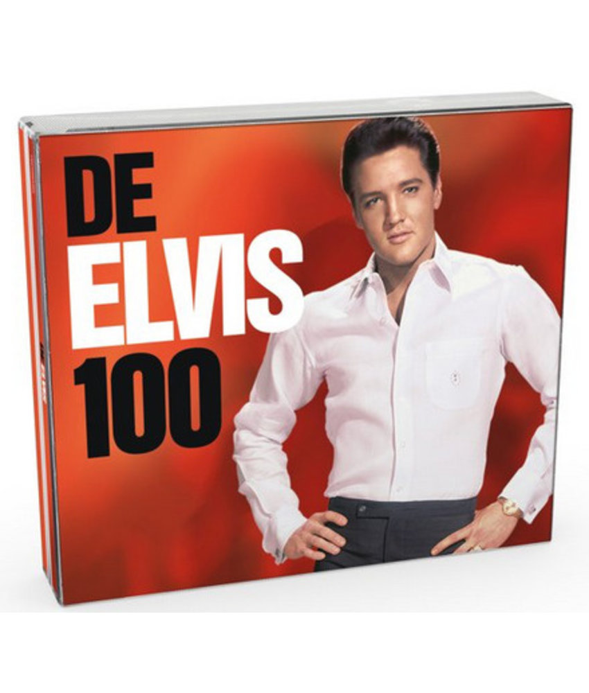 De Elvis 100 - 4 CD Box-Set