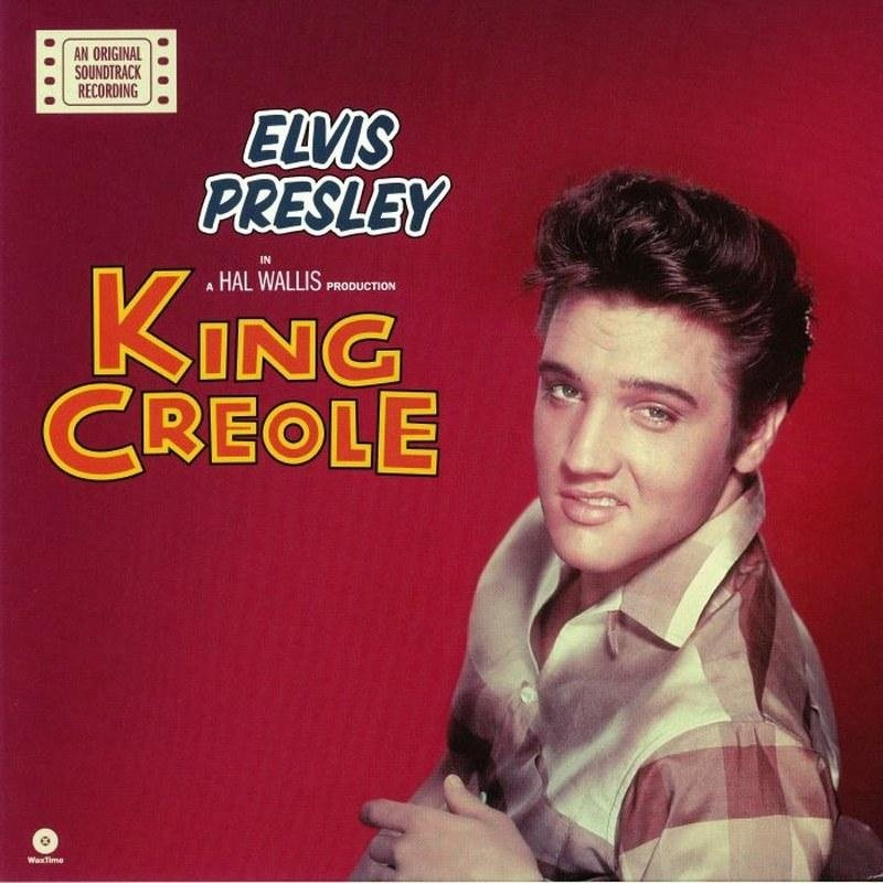 Elvis Presley King Creole Soundtrack On Vinyl 33 RPM - Limited Edition