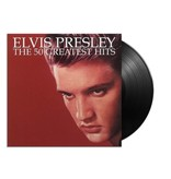 Elvis Presley - The 50 Greatest Hits On Vinyl 33 RPM