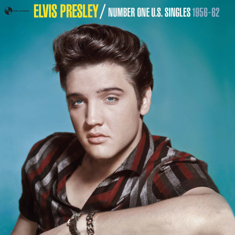 Elvis Presley - Number One U.S. Singles 1956-62 On Vinyl 33 RPM