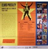 Elvis Presley - Number One U.S. Singles 1956-62 On Vinyl 33 RPM
