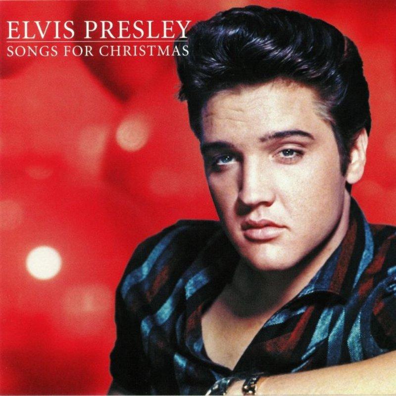 Elvis Presley - Songs For Christmas On Vinyl 33 RPM