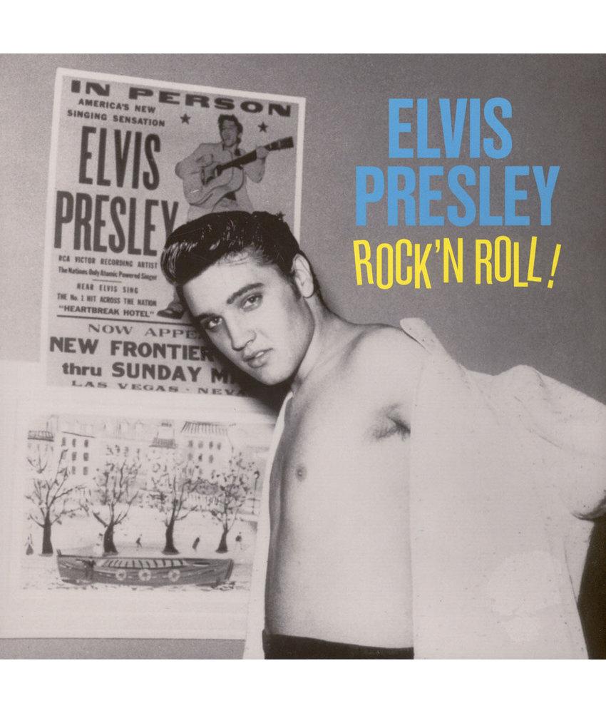 Elvis Presley Rock 'N Roll - 33 RPM Vinyl