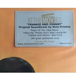 Frankie And Johnny - Elvis At The Movies 33 RPM Music On Vinyl RCA Label