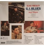 GI Blues - Elvis At The Movies 33 RPM Music On Vinyl RCA Label