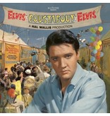 Roustabout - Elvis At The Movies 33 RPM Music On Vinyl RCA Label