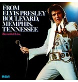From Elvis Presley Boulevard, Memphis, Tennessee - 33 RPM Music On Vinyl RCA Label