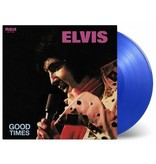 Good Times - Transparant Blue Vinyl  33 RPM Music On Vinyl RCA Label