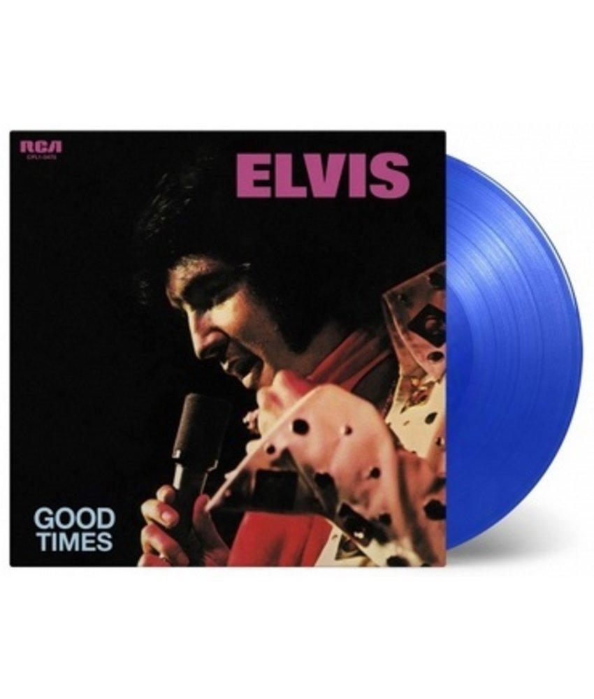 Good Times - Transparant Blue Vinyl  33 RPM Music On Vinyl RCA Label