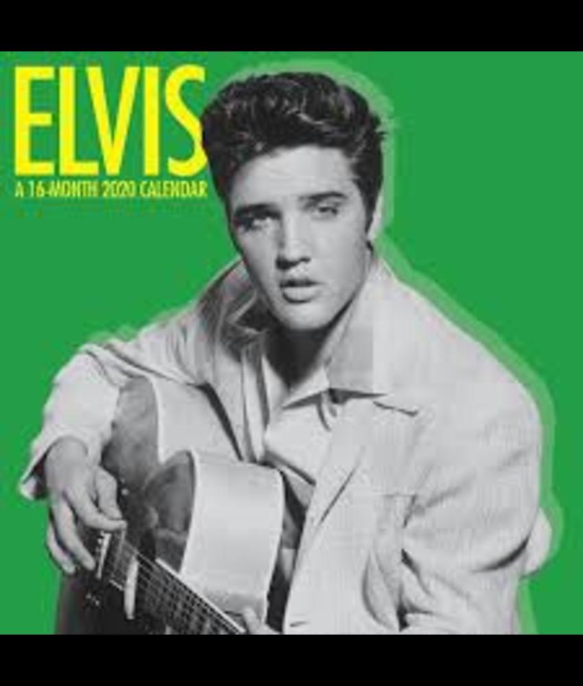 Calendar 2020 - Elvis Jailhouse Rock Small 16 months