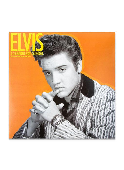 Calendar 2020 - Elvis Jailhouse Rock Large 16 months