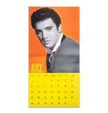 Kalender 2020  - Elvis Jailhouse Rock Groot 16 maanden