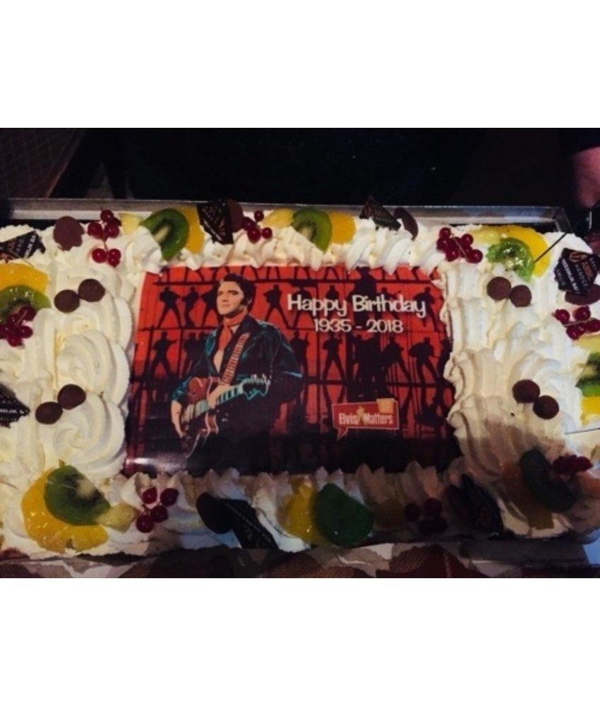 Elvis' BirthdayParty - Zaterdag 11 Januari 2020