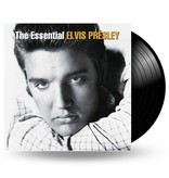The Essential Elvis Presley - 33 RPM Vinyl RCA Label