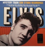 Elvis Presley Mystery Train Sun Studio Recordings - 33 RPM Vinyl Wax Time Label