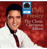 Elvis Presley - The Classic Christmas Album - Walmart Exclusiv Release On Vinyl
