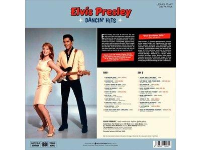 Elvis Presley Dancin 'Hits - 33 RPM Vinyl New  Continent Label