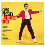 Elvis Presley Jailhouse Rock Coloured Vinyl - 33 RPM Vinyl Not Now Music Label