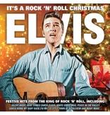 Elvis It's A Rock 'n' Roll Christmas - 33 RPM Vinyl Delta Entertainmant Label