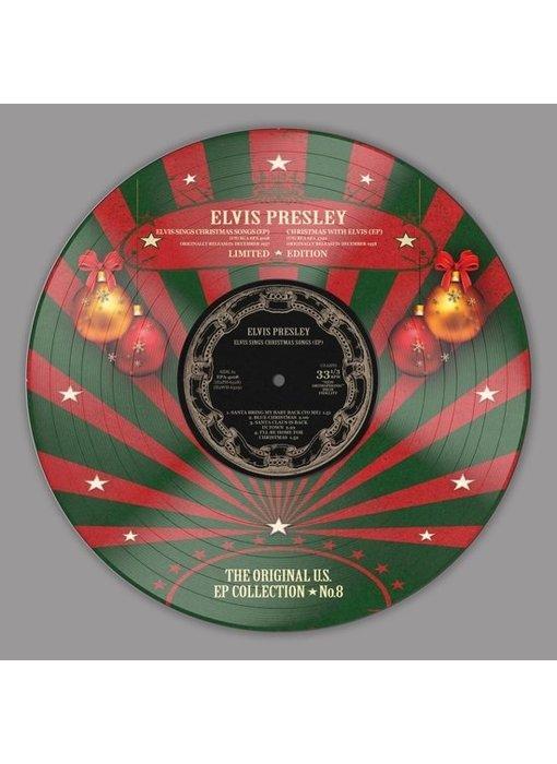 Elvis Presley - The Original U.S. EP Collection No. 8 - Christmas Vinyl Picture Disc