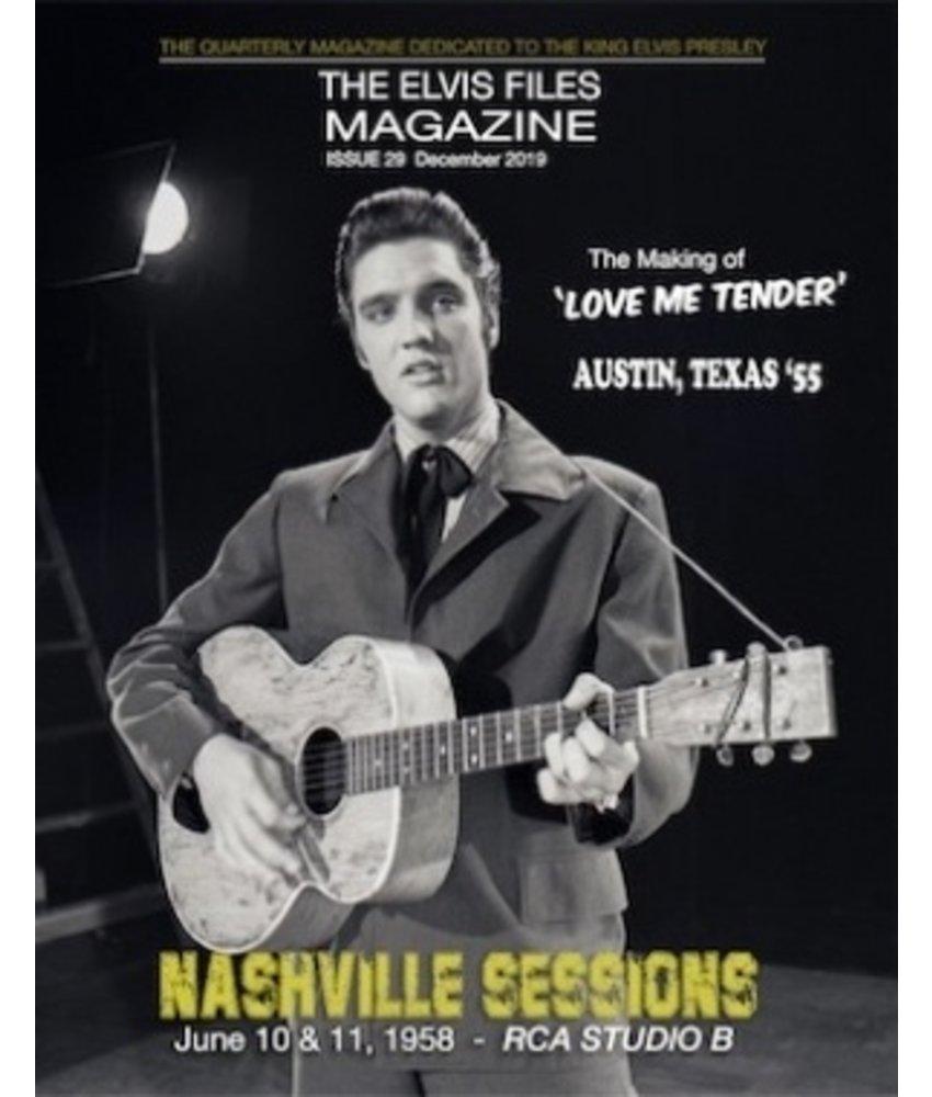 Elvis Files Magazine - Nr. 29