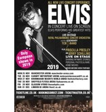 Elvis In Concert Program Book UK Tour 2019